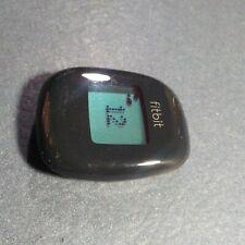 Used Black Fitbit Zip