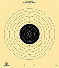 Official B-19 International Olympic Pistol Target for Practice or Competition!