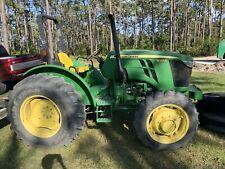 John Deere Grade Tractor 5055 shuttle shift