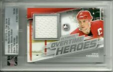 12-13 Steve Yzerman ITG In The Game Ultimate Memorabilia Overtime Heroes 15/24