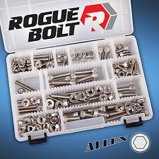 BIG BLOCK MOPAR STAINLESS ENGINE STUD / BOLT KIT | BBM 383 400 413 426W 440 RB A
