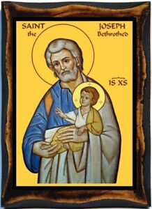 Saint Joseph - José de Nazaret - San Giuseppe - Jozef van Nazareth -  Sao Jose