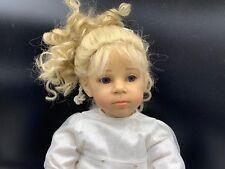 Götz. Elisabeth Lindner Vinyl Puppe 52 cm. Top Zustand