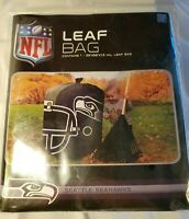 Seattle Seahawks Stuff-A-Helmet Leaf Bag by Fabrique Innovations NFL Product