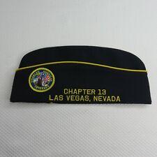 USA Military Disabled American Veteran DAV Life Member Hat Chapter #13 Las Vegas