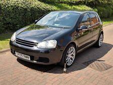 2005 VW GOLF TDI SE 5DR MANUAL, MK5, GT GTI, MODIFIED, LONG MOT, ALLOYS, TINTS