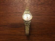 Hamilton 10k Gold Filled Vintage Electronic Watch NEW BATTERY!!!