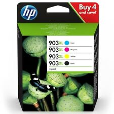 HP 903xl 4-pack tinta C/M/y/k Value Pack, cartuchos de tinta set