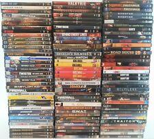 Action & Adventure Dvds Thriller Drama Movies *You Pick* *Read Description*