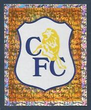 MERLIN-2001-F.A.PREMIER LEAGUE- #083-CHELSEA TEAM BADGE-SUPER REFRACTOR