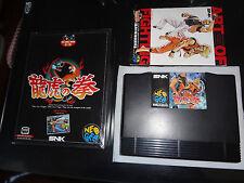 Art of Fighting SNK Neo-Geo AES Japan