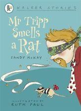 Mr Tripp Smells a Rat by Sandy McKay (Paperback) New Book