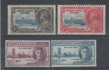 Colony Gilbert & Ellice Stamps (Pre-1971)