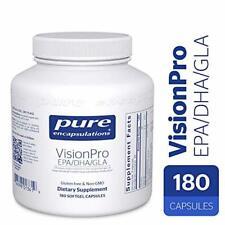 Pure Encapsulations - VisionPro EPA/DHA/GLA - Dietary Supplement to Support Natu