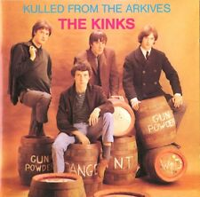 THE KINKS - Kulled From The Arkives 19 Tracks (Unrealeased & Demos) CD VERY RARE