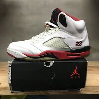 Air Jordan 5 Retro Size 11 136027-120