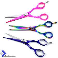Professional Barber Shears Hair Cutting Hair Dressing Saloon Razor Scissors Kit