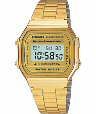 Casio A168W Gold Classic Digital Watch Unisex Retro Vintage Melbourne