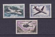 es - 1957/59 PA n°35/37, Prototypes, série complète, Neuve **/MNH, TB
