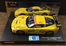 slot Carrera Exclusiv 1/24 20203 Chevrolet Corvette C6R Sebring 12H 2005
