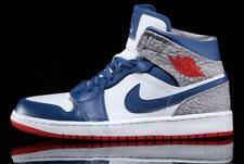 Nike Air Jordan 1 Mid True Blue Men's Basketball Shoes Size 8.5