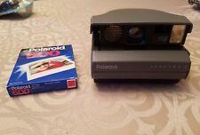 POLAROID SPECTRA 2 AF INSTANT CAMERA AUTO FOCUS with unopened Polaroid 600 film