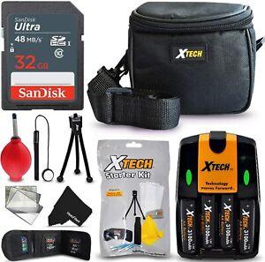 IDEAL Accessory Kit for Nikon Coolpix B500, L340, L330, L840, L830, L820, L810