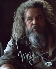 Mark Boone Junior Sons of Anarchy Authentic Signed 8x10 Photo BAS #D78382