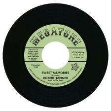 ROBERT TANNER Sweet Memories / NEW SOUNDS ...NEW NORTHERN SOUL 45 (OUTTA SIGHT)