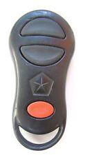 Grand Caravan 99 00 01 02 03 keyless remote entry key FOB PHOB transmitter alarm