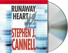 Runaway Heart by Stephen J. Cannell (2003, CD, Revised, Abridged)