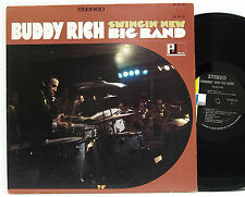 Buddy Rich        Swingin´new       FOC         USA        NM # 48