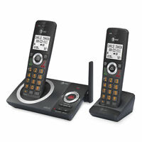 AT&T CL82219 2 Handset Answering System with Smart Call Block