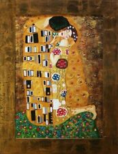 Abstrakte künstlerische Öl-Malerei Erotik
