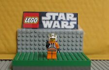 "STAR WARS  LEGO LOT MINIFIGURE--MINI FIG ""  DUTCH  VANDER--Y WING  PILOT--7150 """