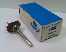 NEW Centralab 1461 Rotary Switch 1 Pole, 3 Position