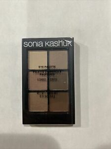 2 Pack !! Sonia Kashuk Eye Shadow Palette Perfectly Neutral 10