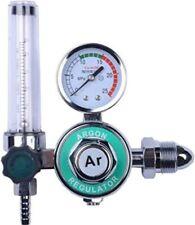 Argon Regulator With Flow Meter Tig Welder Welding Co2 Regulator Pressure Gauge