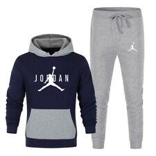 Men's Michael Air Legend 23 Jordan Tracksuit Hoodies & Pants Men Gym Sportswear