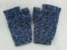 2H Hand Knits Little Unisex Child Knit Hat Blue Sapphire