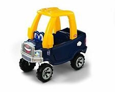 Little Tikes Cozy Truck Off Road Flatbed 4x4 Pickup Child Kids Ride On Tailgate