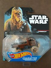 Star Wars Die-cast Character Cars - Chewbacca 2016
