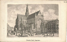 PC53371 Groote Kerk Haarlem. W. de Haan. B. Hopkins