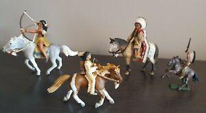 Schleich Indian Wild West Bundle