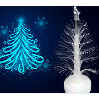 Color Changing Christmas Xmas Tree LED Night Light Lamp Home Party Decoration