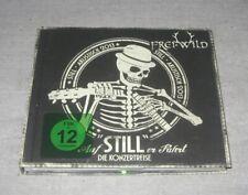Frei.Wild Auf Stiller Fahrt Die Konzertreise 2 CD + 2 DVD Box Still Corona NEU