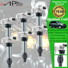 6x Ignition Coils for Holden Commodore VZ VE Captiva CG Suzuki Grand Vitara V6