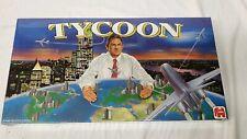 1998 Tycoon Board Game New Money Making Mogul Economy Business trump