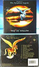 Sky Of Avalon - Prologue To The Symphonic Legends (CD, 1995, Intercord, Holland)
