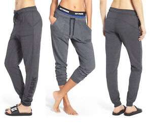 NWT 2016 Beyonce X Ivy Park Sweat Pants Joggers - Gray - SOLD OUT - Womens Small